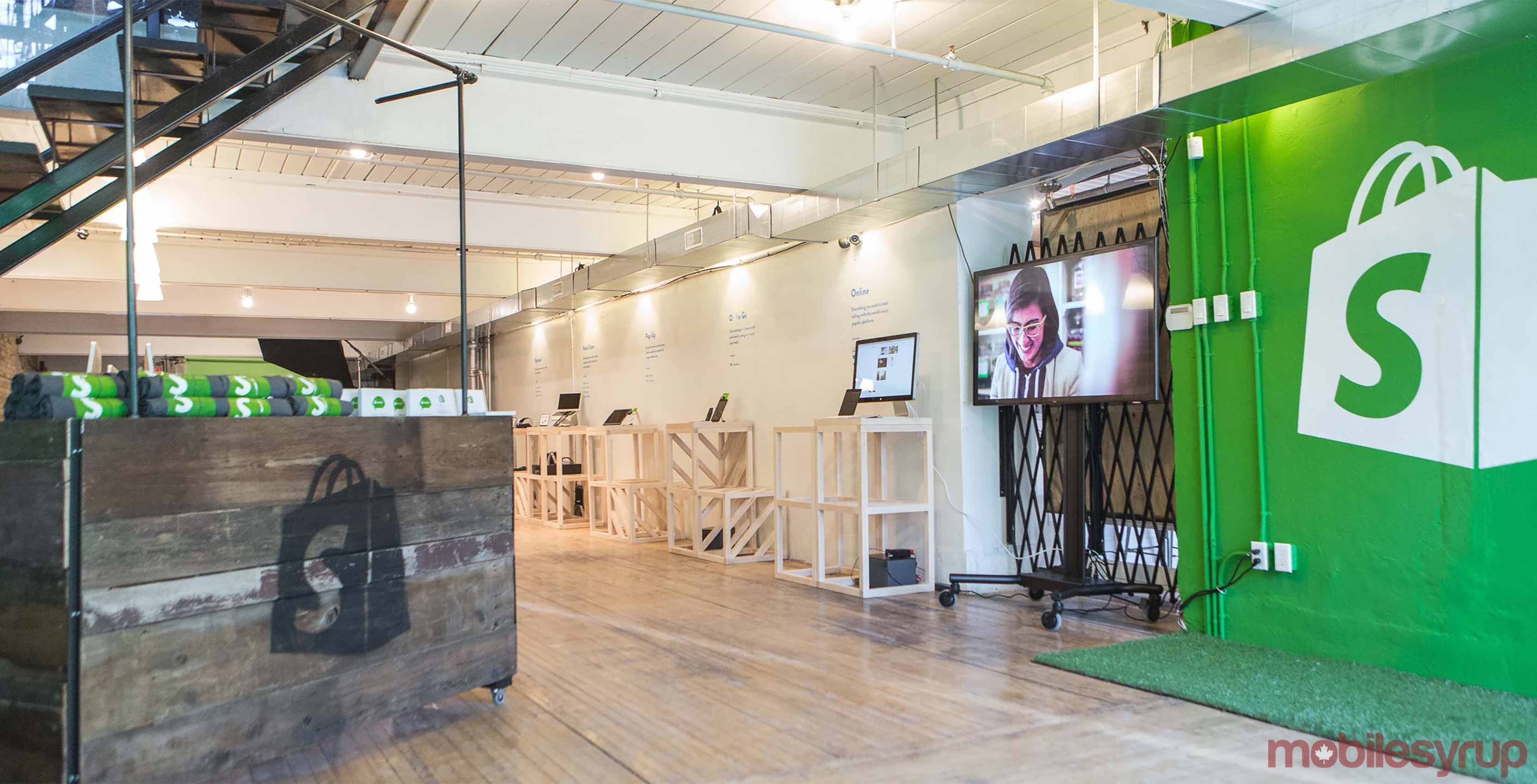 Shopify Office