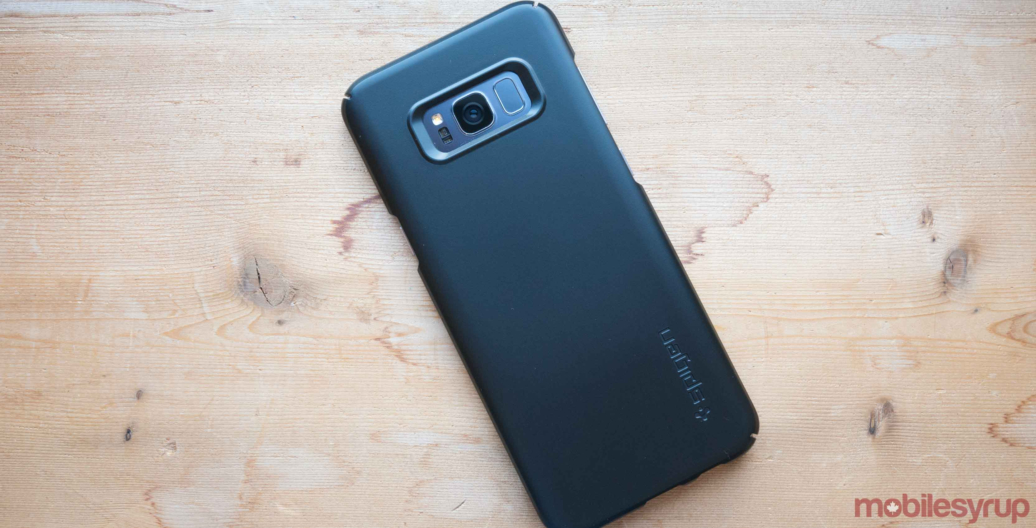 buy popular ae2db a262d A look at Spigen's line of Samsung Galaxy S8 and Galaxy S8+ cases