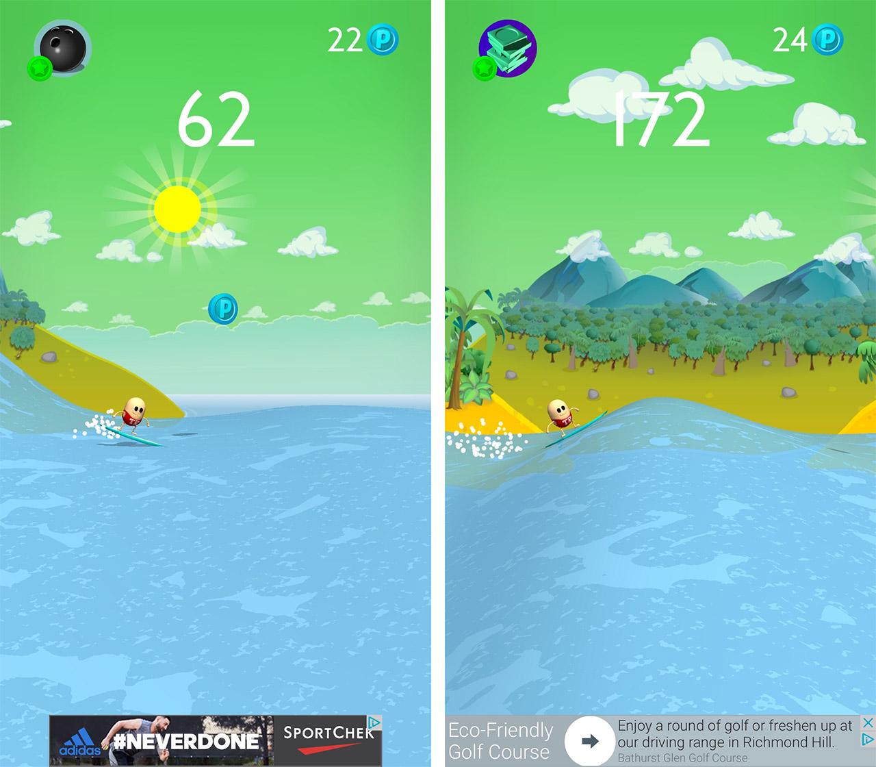Tidal Rider 2 screenshot