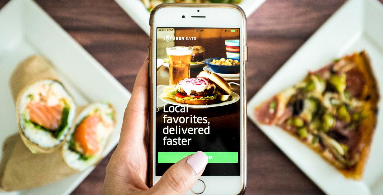 uber eats pop-up kitchen