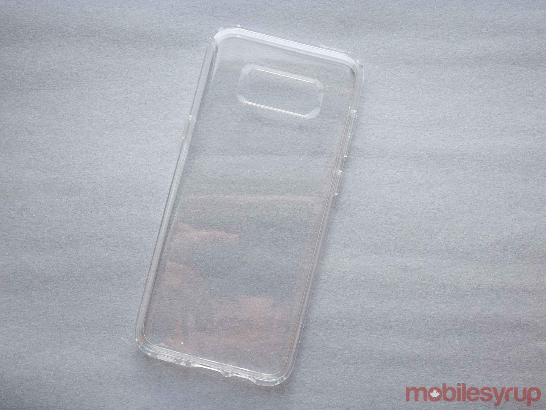 Galaxy S8 Ultra Hybrid Crystal clear