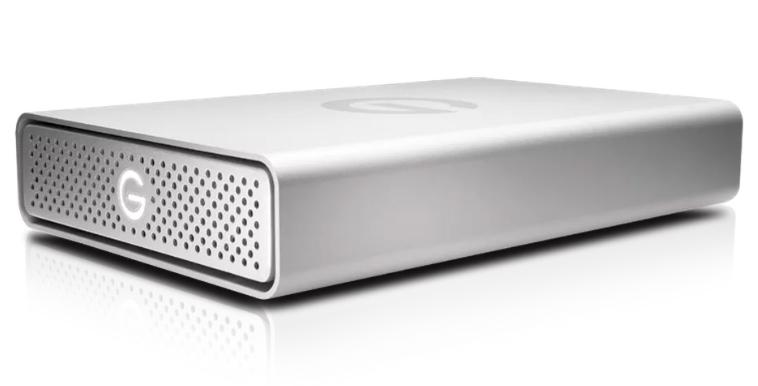 USB-C external hard drive