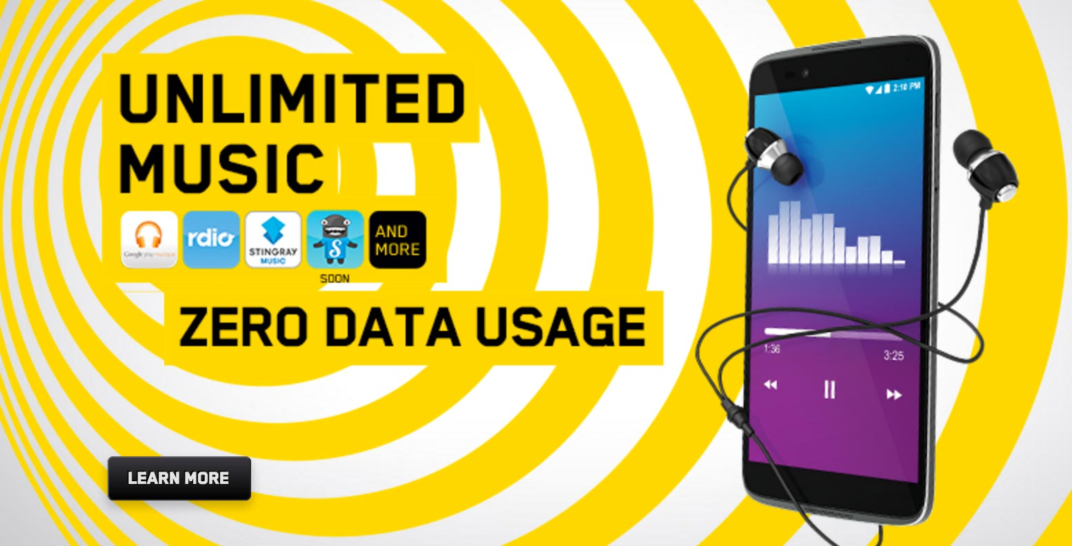 videotron unlimited music