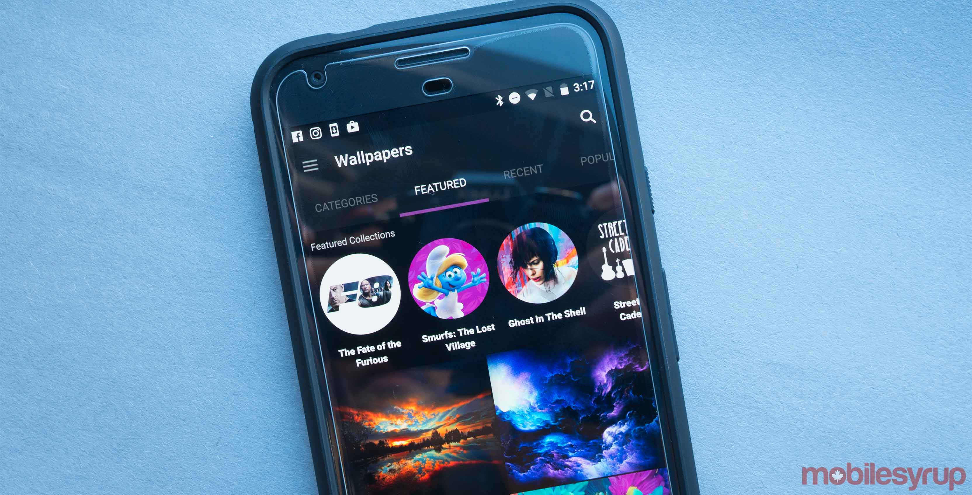 Zedge The One Stop App For Customization App Of The Week