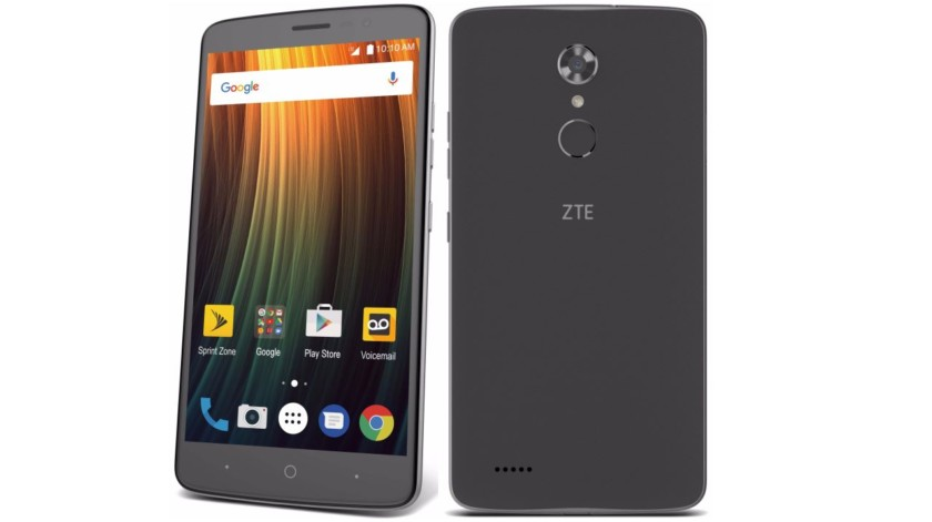 Zte S New 6 Inch Max Xl Smartphone Comes With Android 7 1