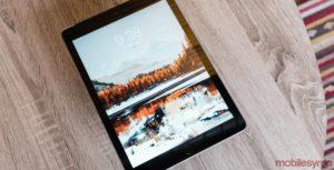 el 2017 iPad de 9,7 pulgadas encabezado