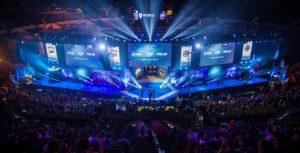 eSports de ESL torneo