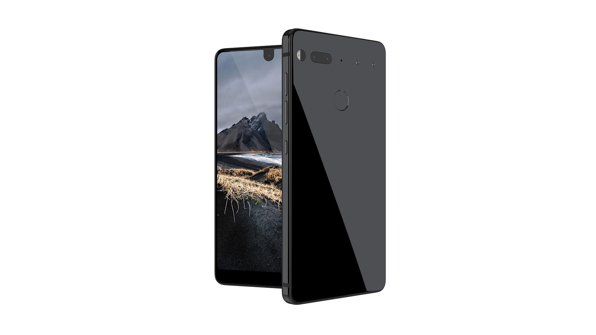 Essential-Phone-Black