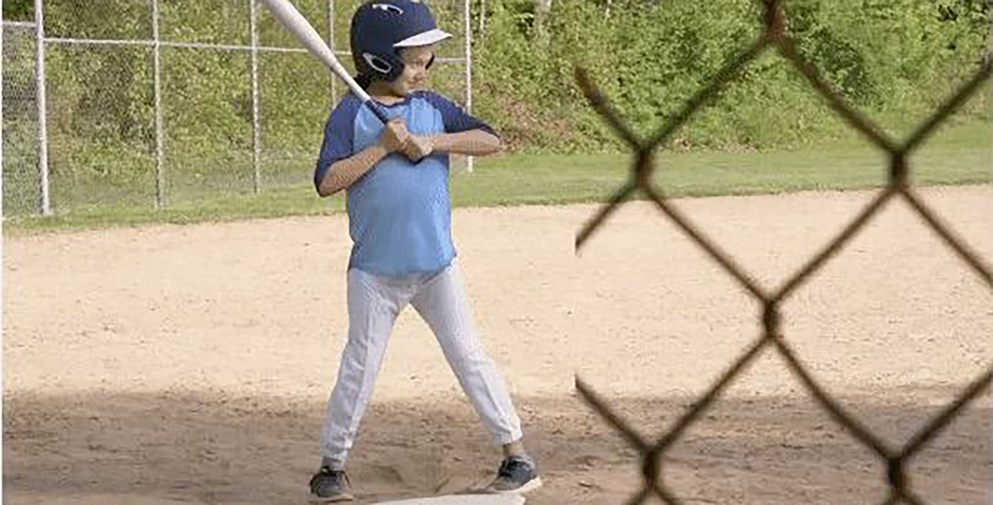 Google baseball kid