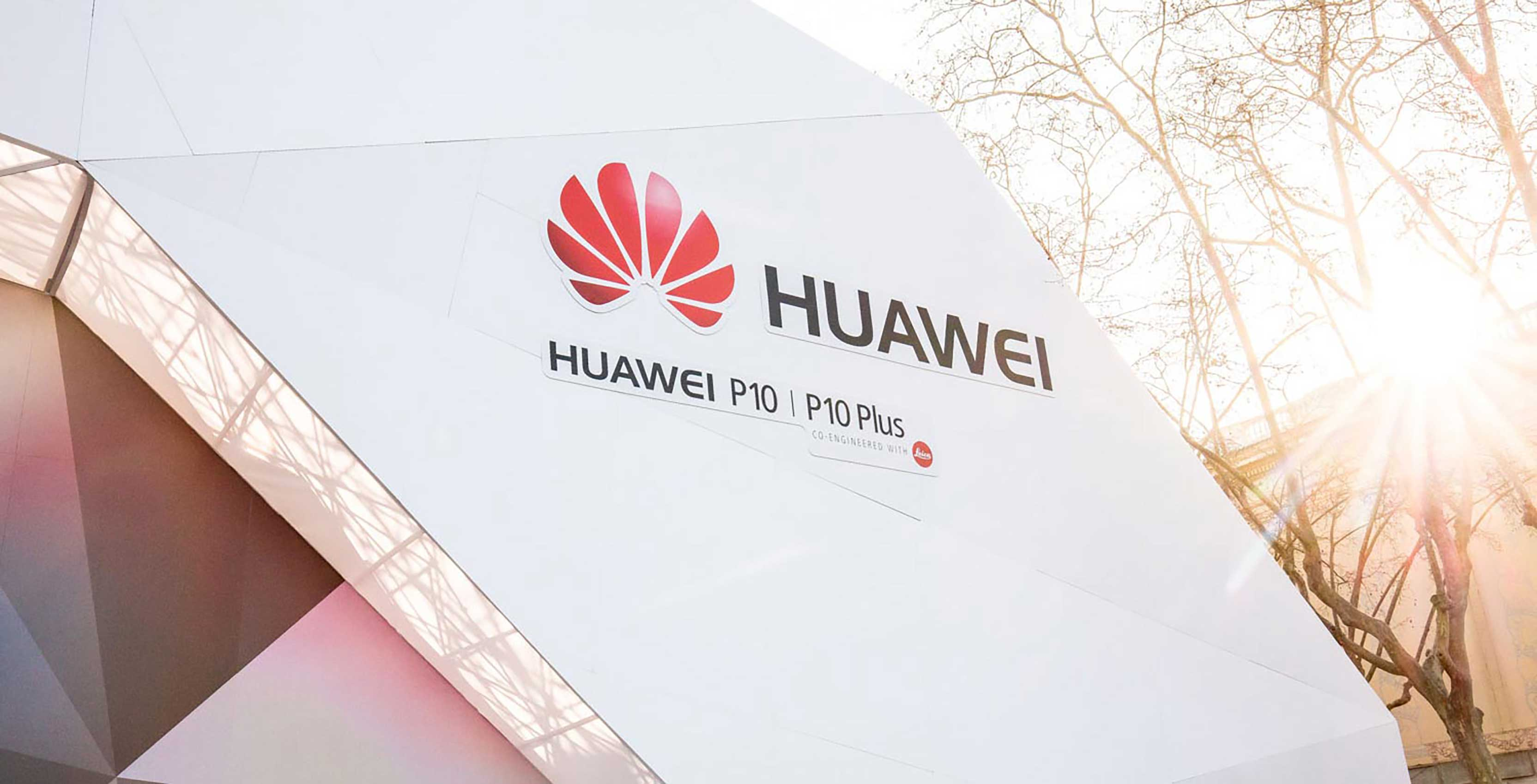 Huawei replaces Apple as world's second-largest smartphone company