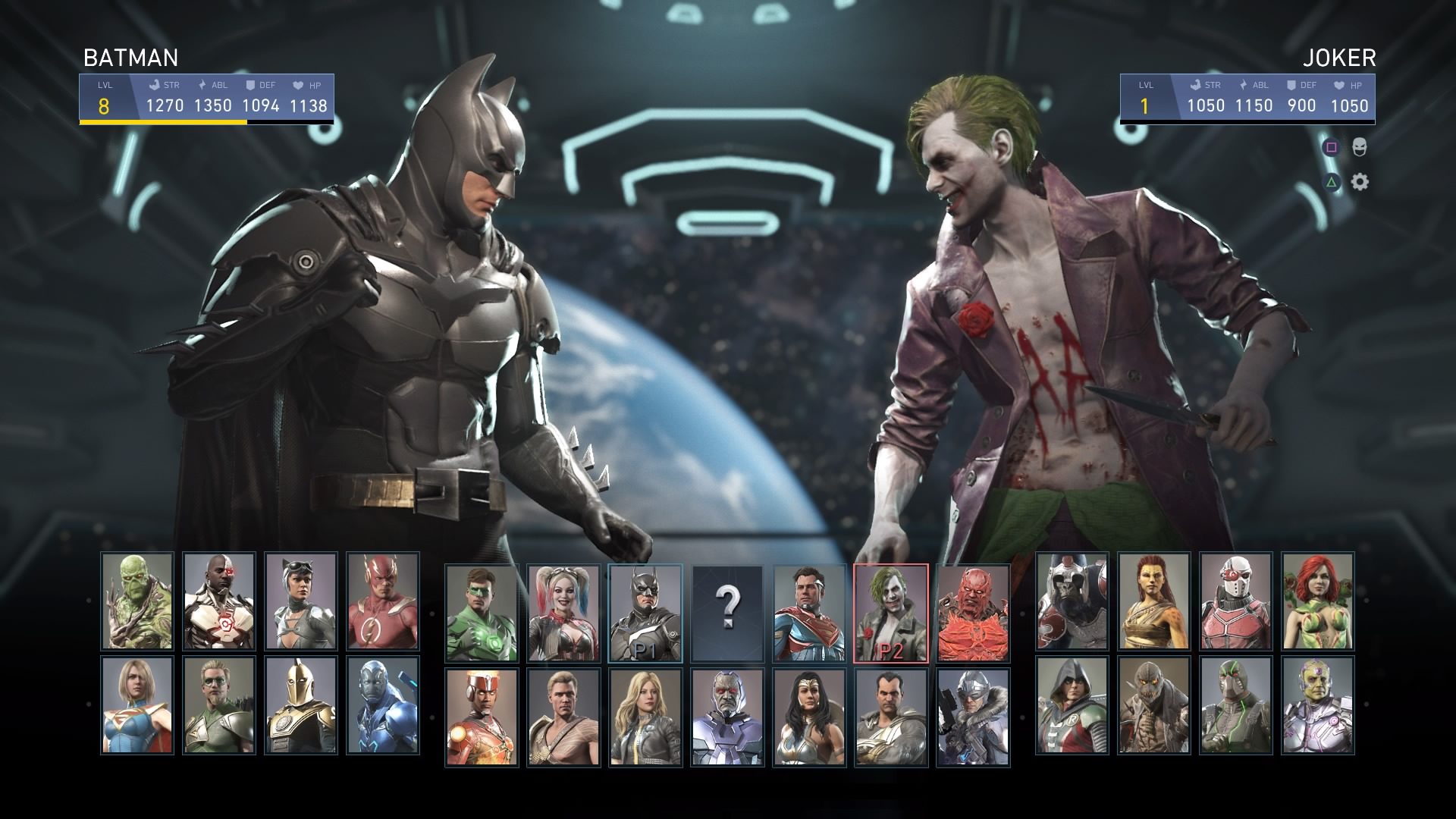 Injustice 2 The Greatest Gladiator Matches In The