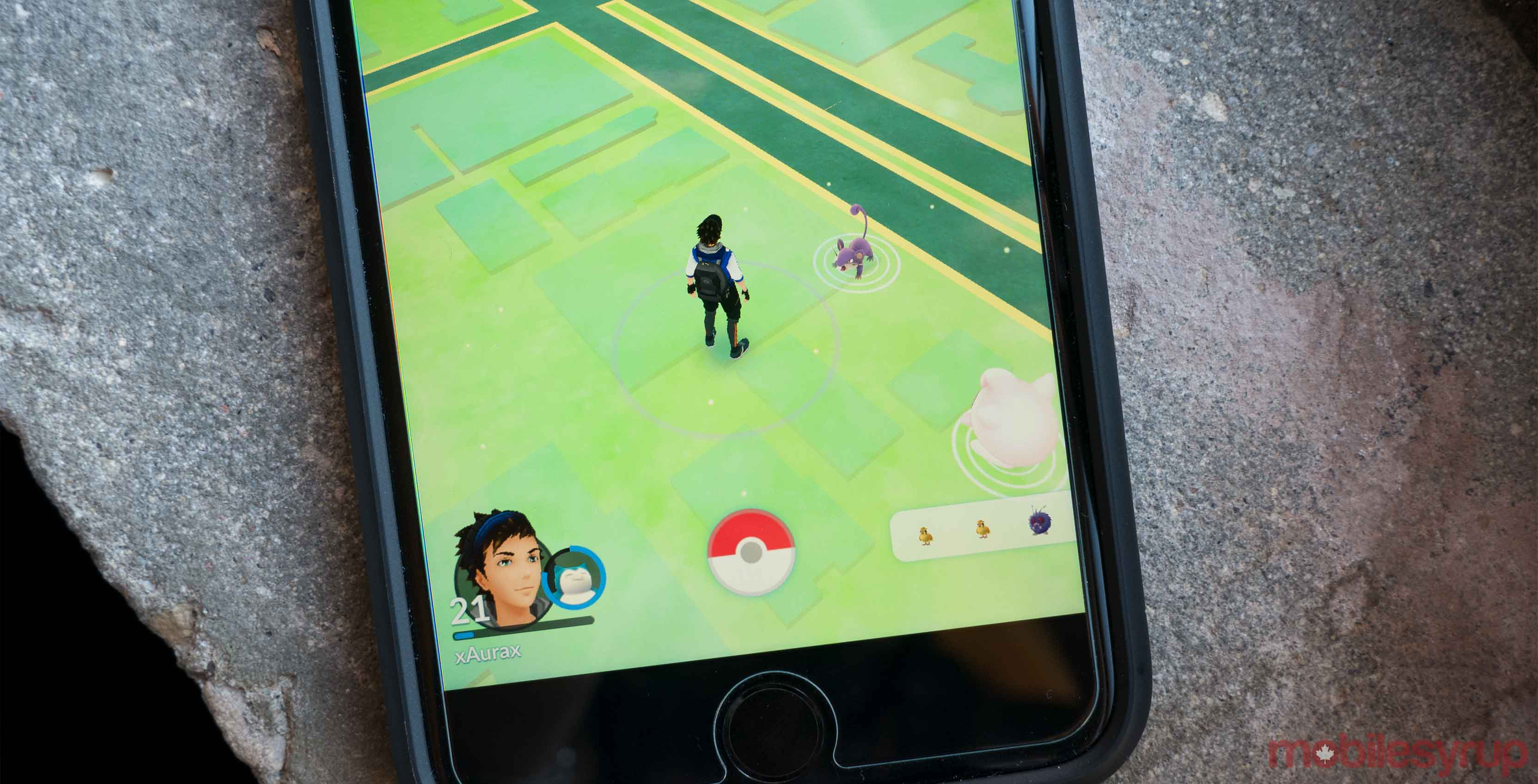how to put pokemon go on a new phone