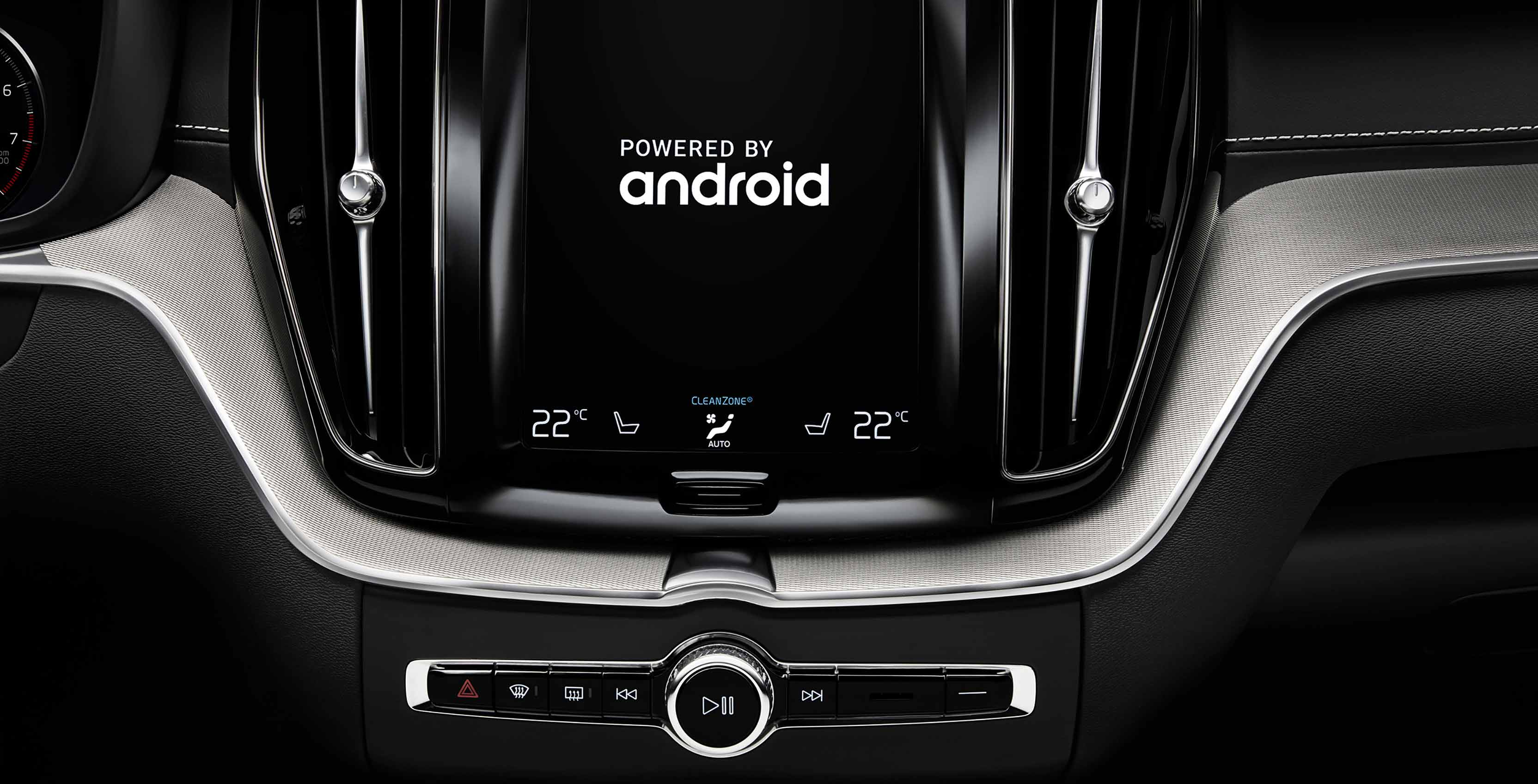 android connected cars