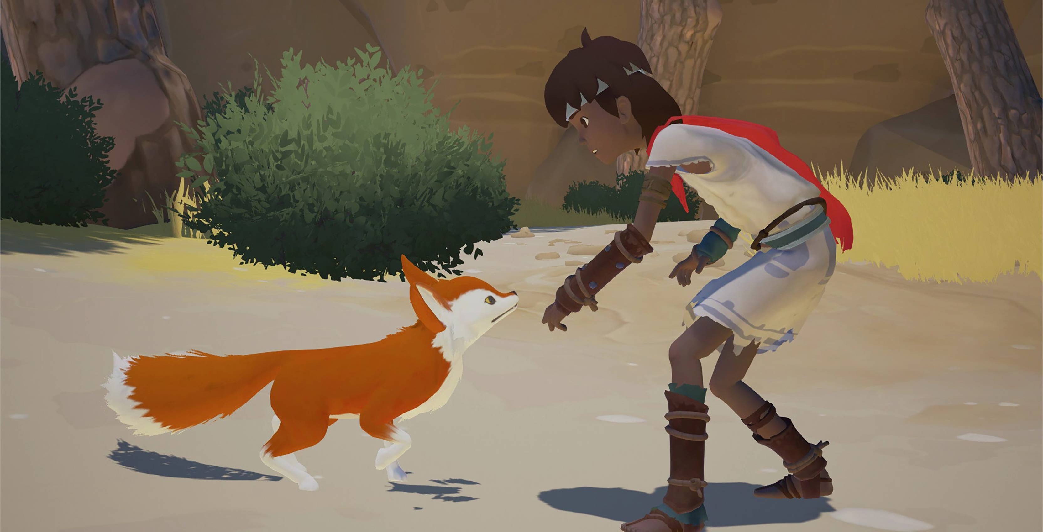 Rime puzzle video game