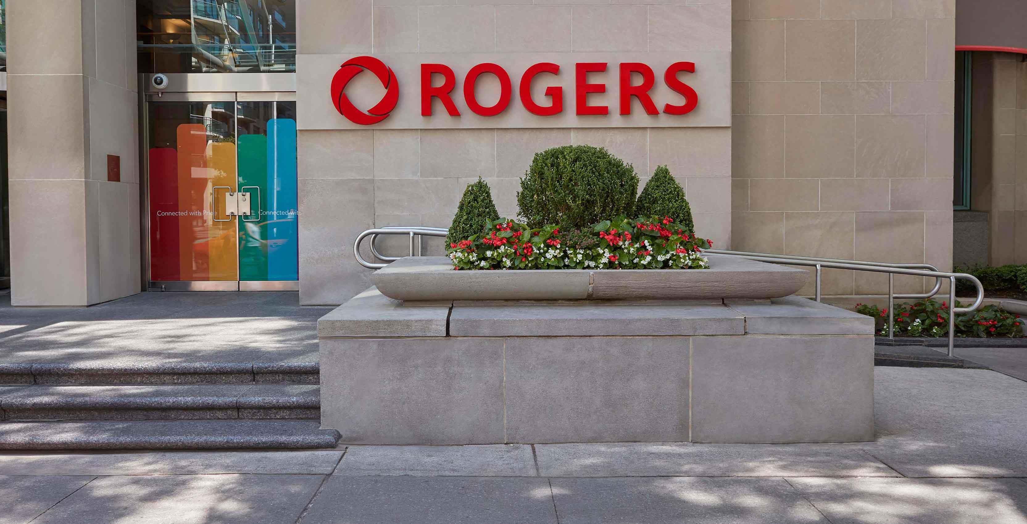 Rogers Header logo
