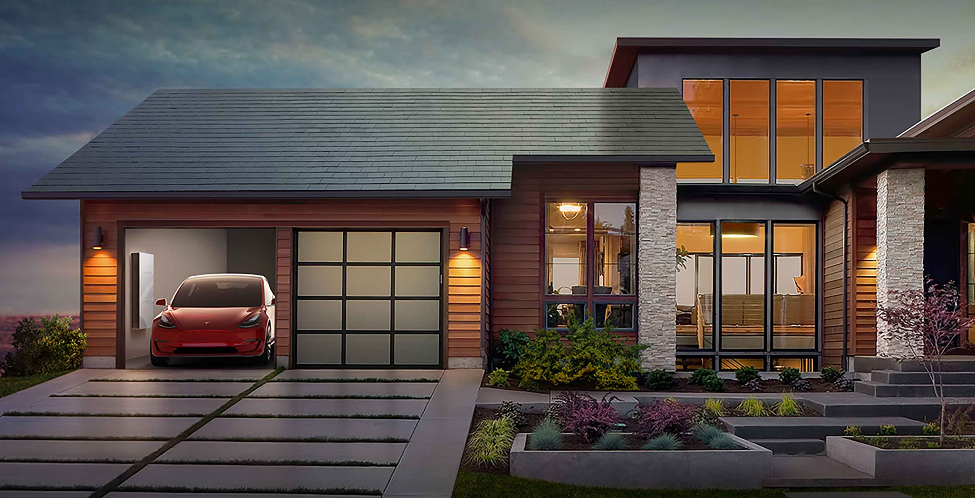 Tesla Solar Roof Tiles Available For Pre Order In Canada
