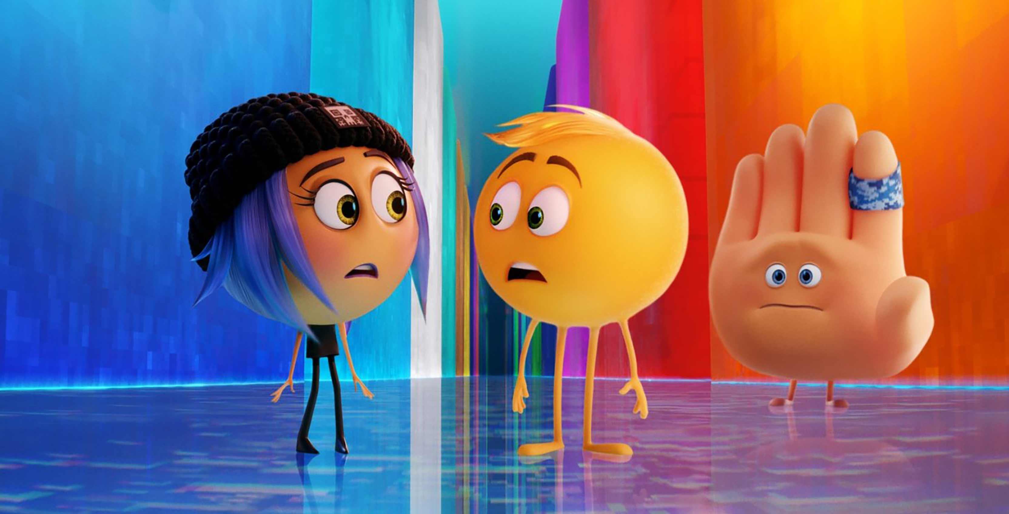 The Emoji Movie meh and jailbreak