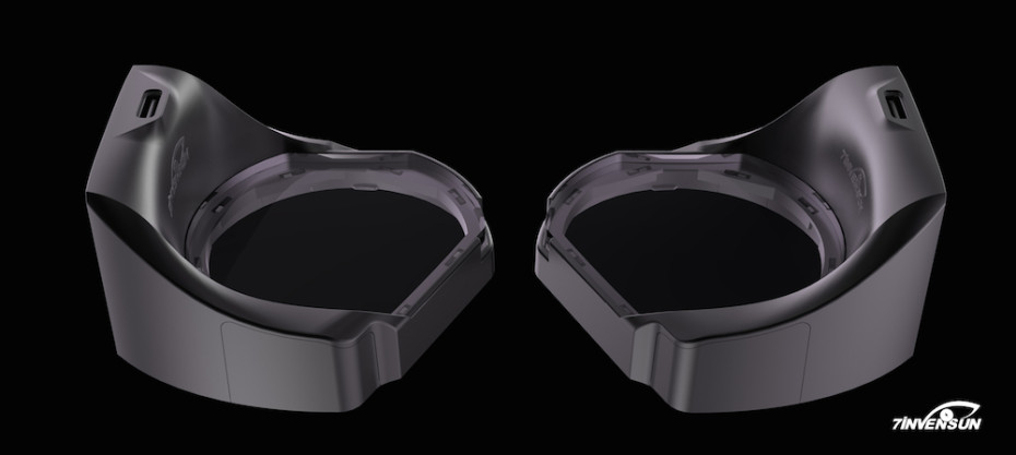 HTC Vive eye tracker