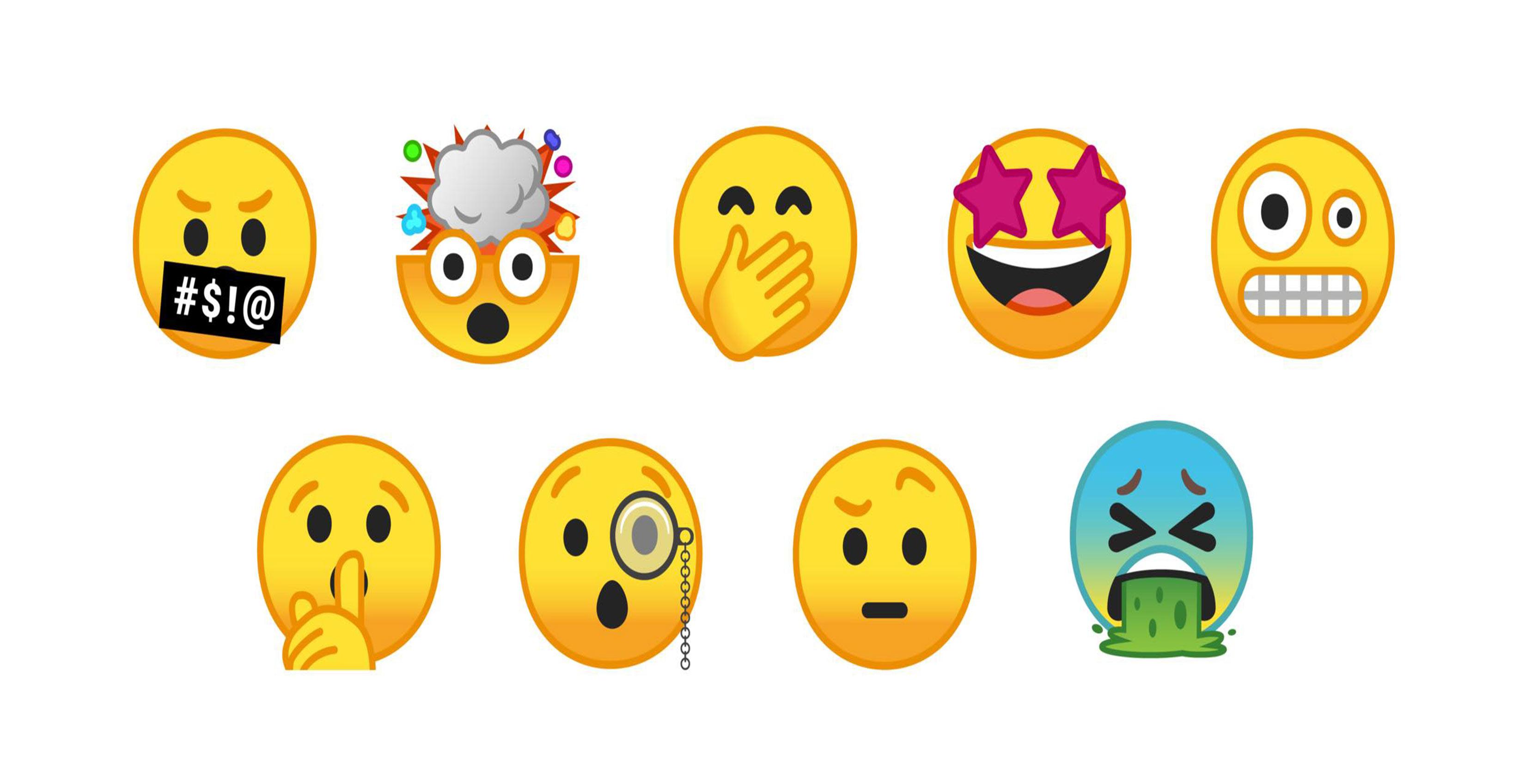 Android O Emoji