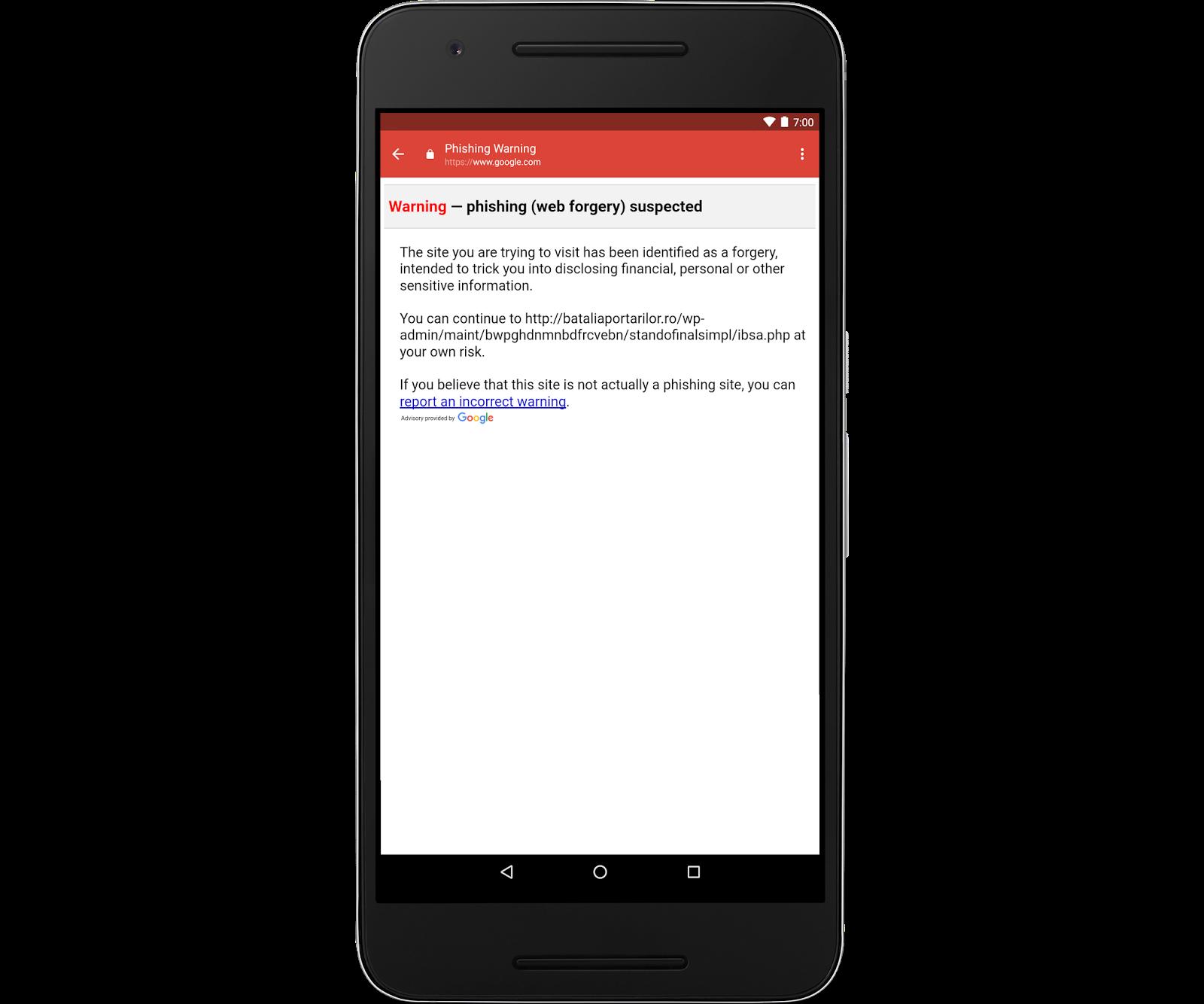 G Suite Gmail Phishing Guard