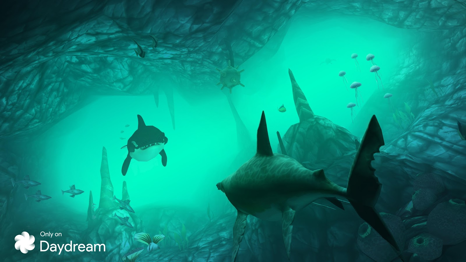 Hungry Shark VR screenshot