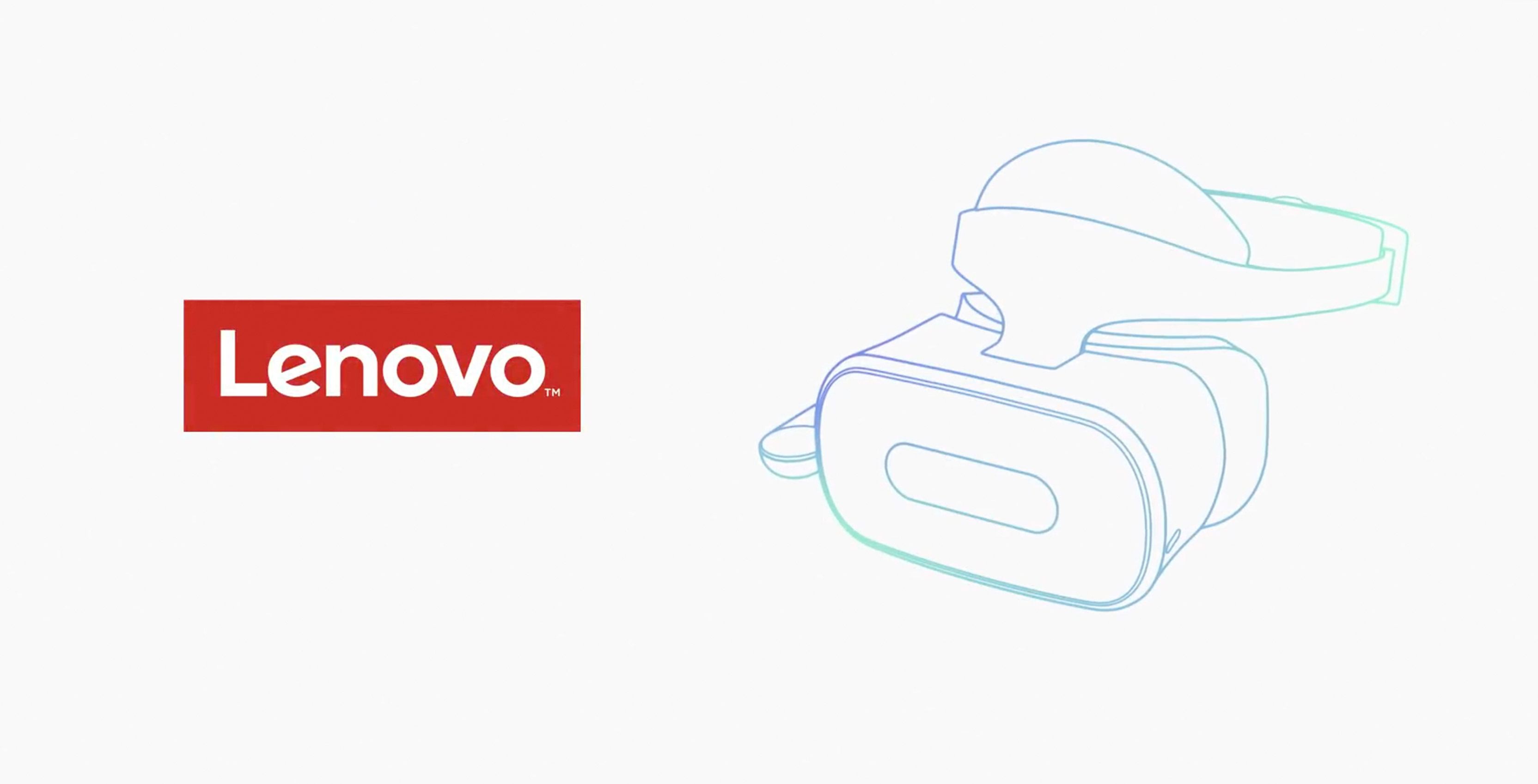 Lenovo Mirage Solo is a standalone Daydream VR headset