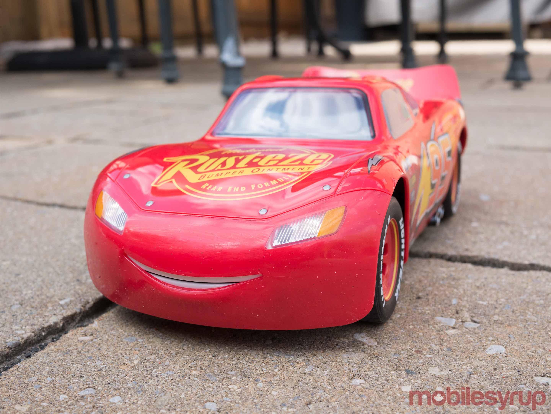 Sphero Lightning McQueen Car front
