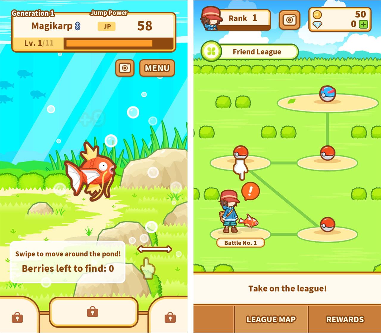 magickarp screenshot