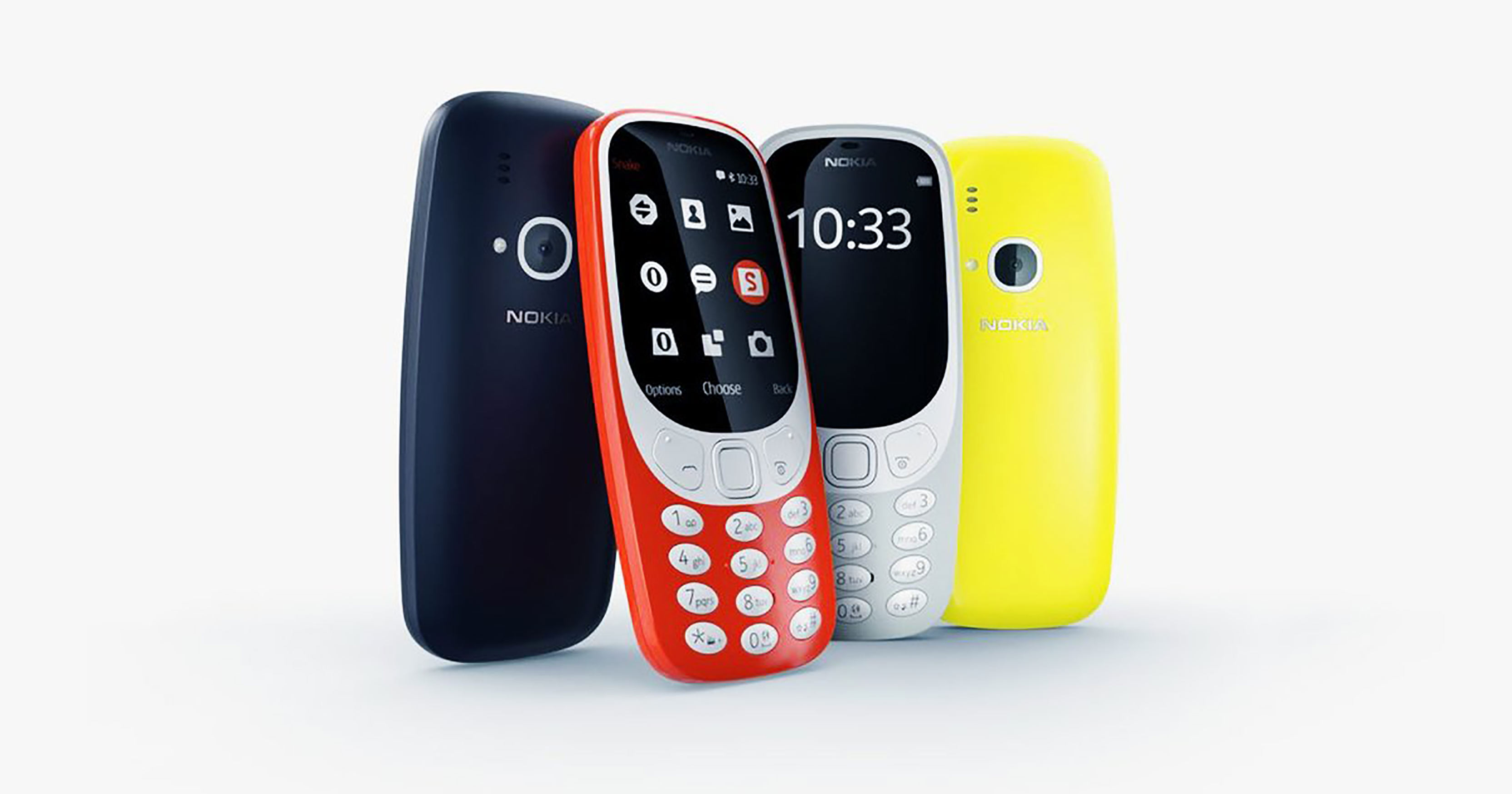 finest selection 7be6b d4321 Nokia 3310 3G, Nokia 1, Nokia 3, Nokia 5, Nokia 6.1 now available in ...