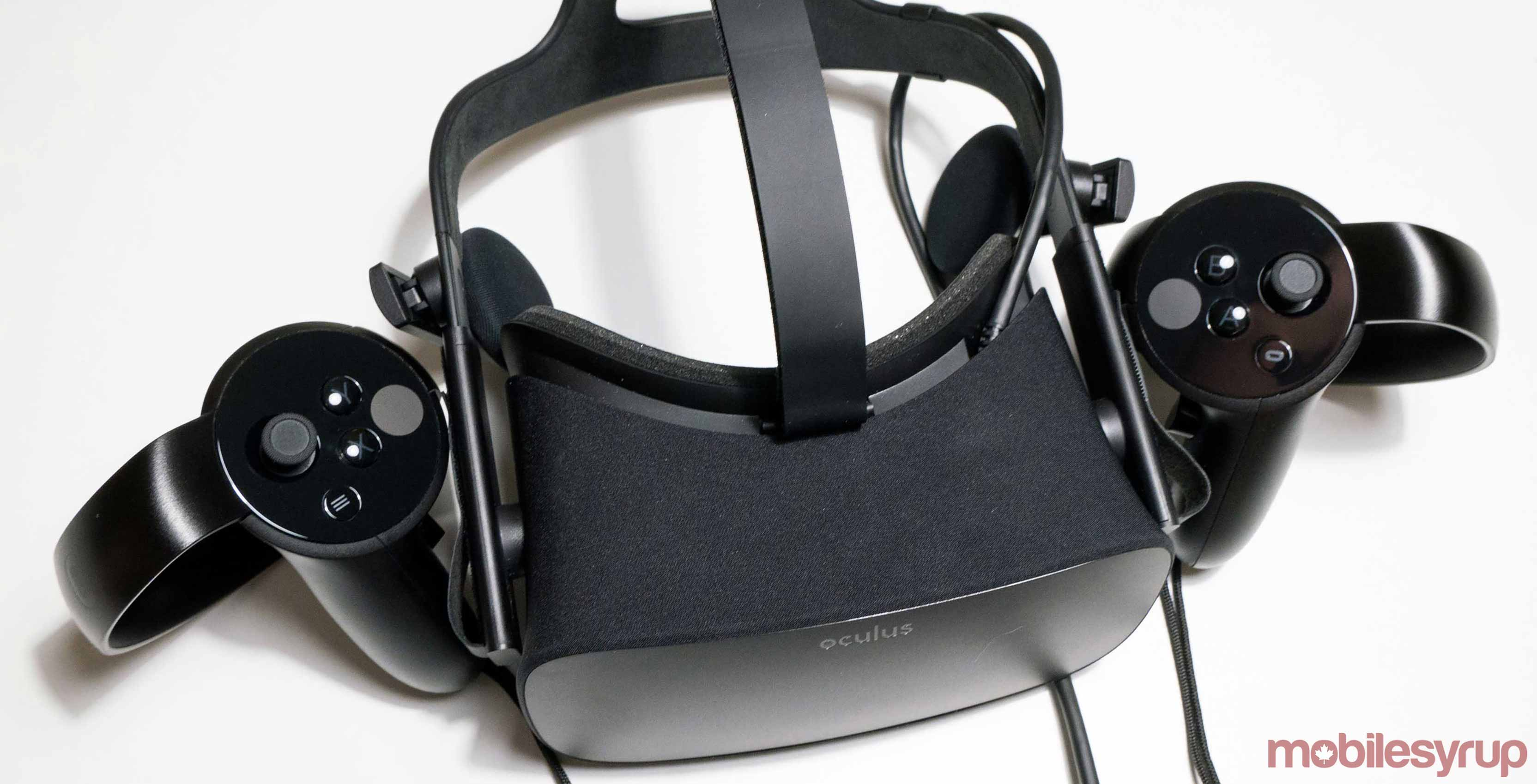 Oculus Rift with Touch