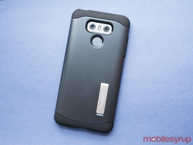 wholesale dealer 05f76 ade69 A look at Spigen's line of LG G6 cases