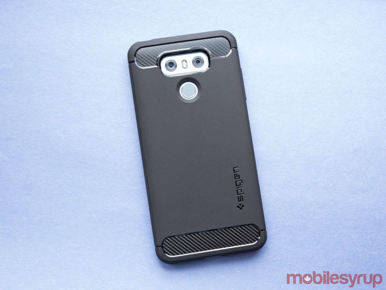 wholesale dealer d4795 d1912 A look at Spigen's line of LG G6 cases