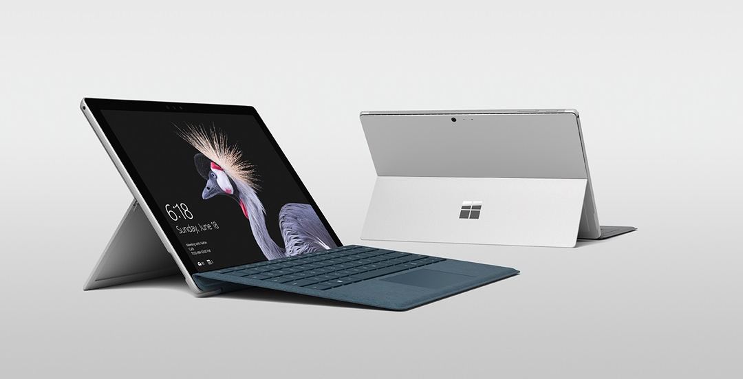 Surface Pro render