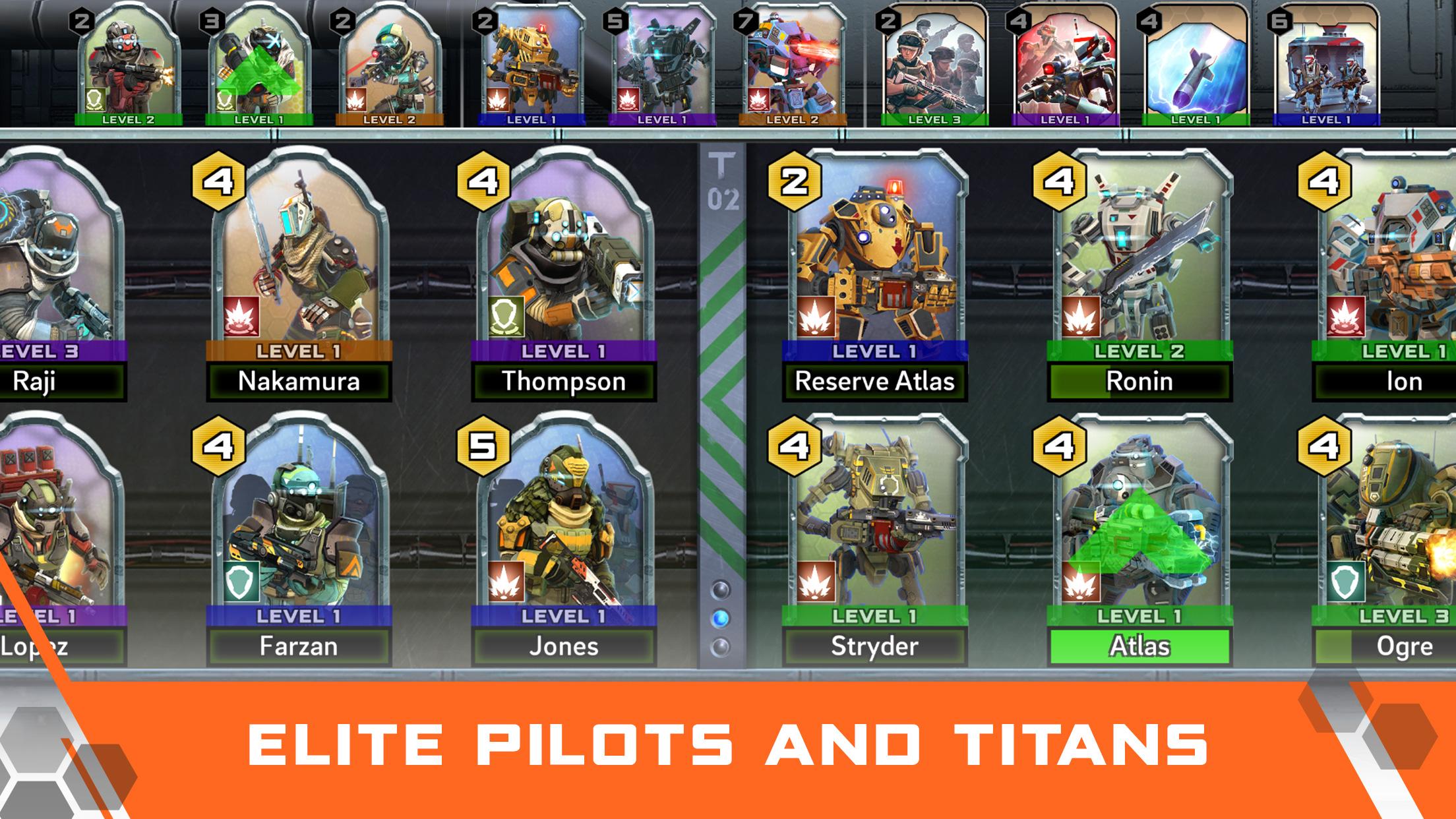 Titanfall: Assault Cards