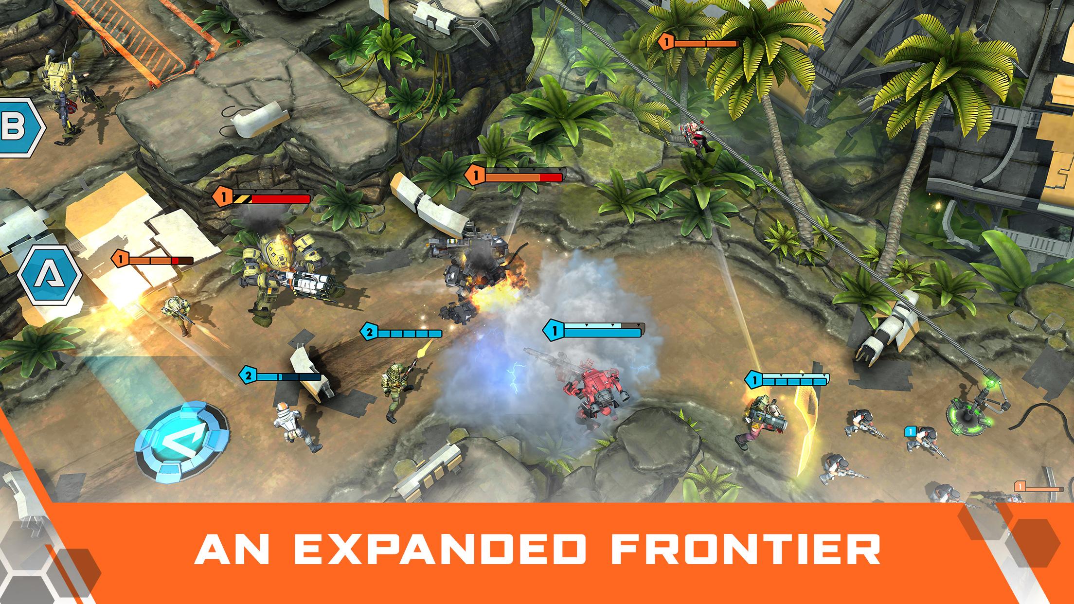 Titanfall mobile game