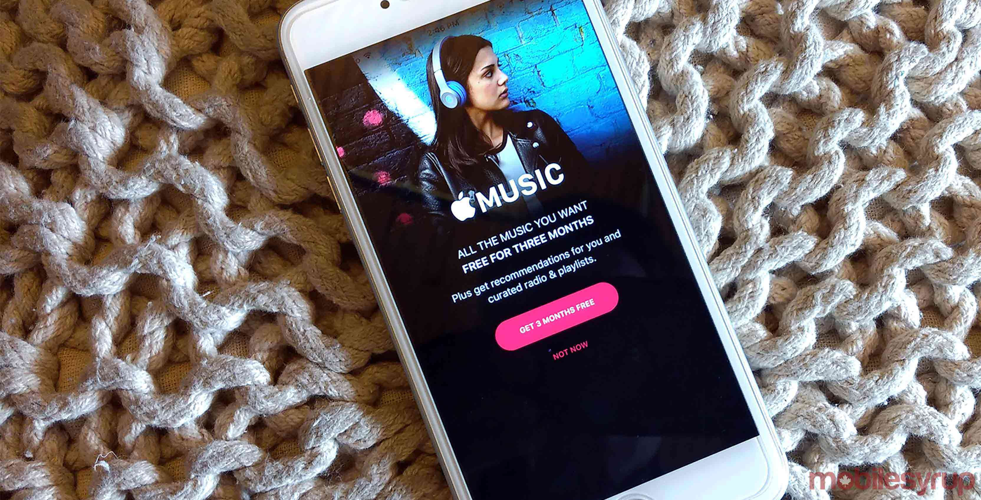 Apple Music's Friends Mix playlist recommends what your friends are