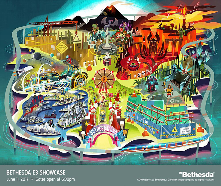 Bethesdaland E3 showcase
