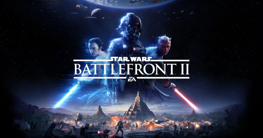 Star Wars Battlefront II poster