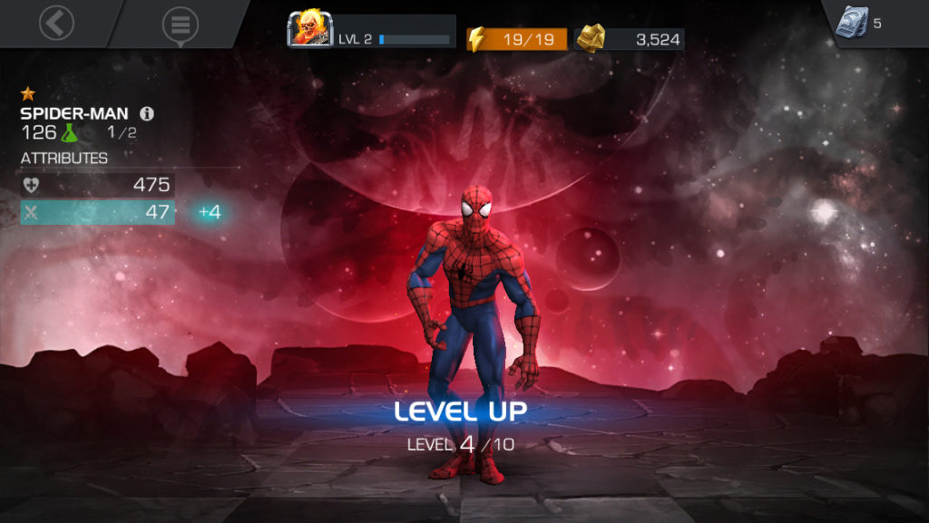 Spider-Man Marvel Contest of Champions