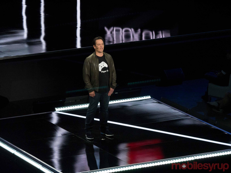 Phil Spencer E3 2017