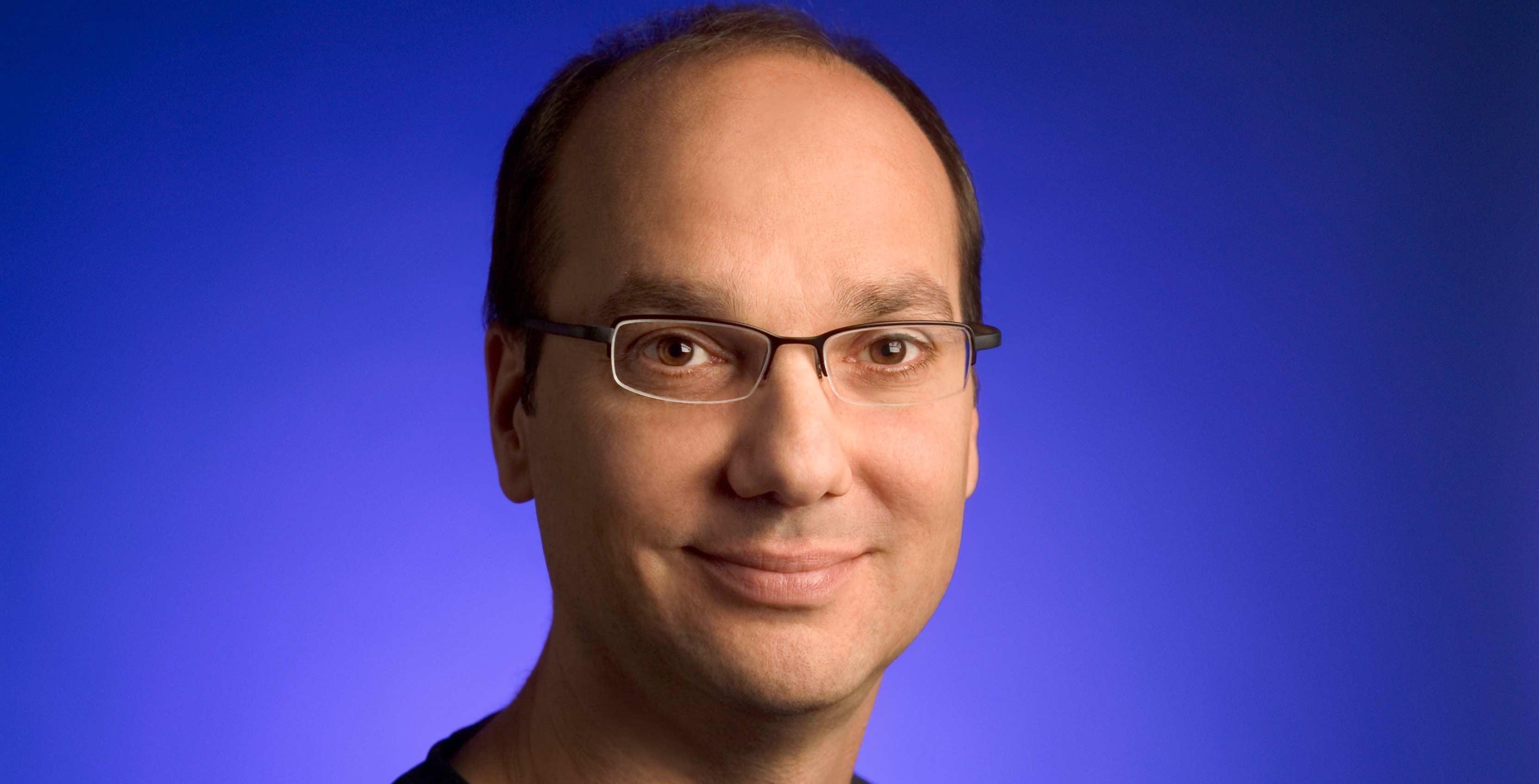 Andy Rubin headshot