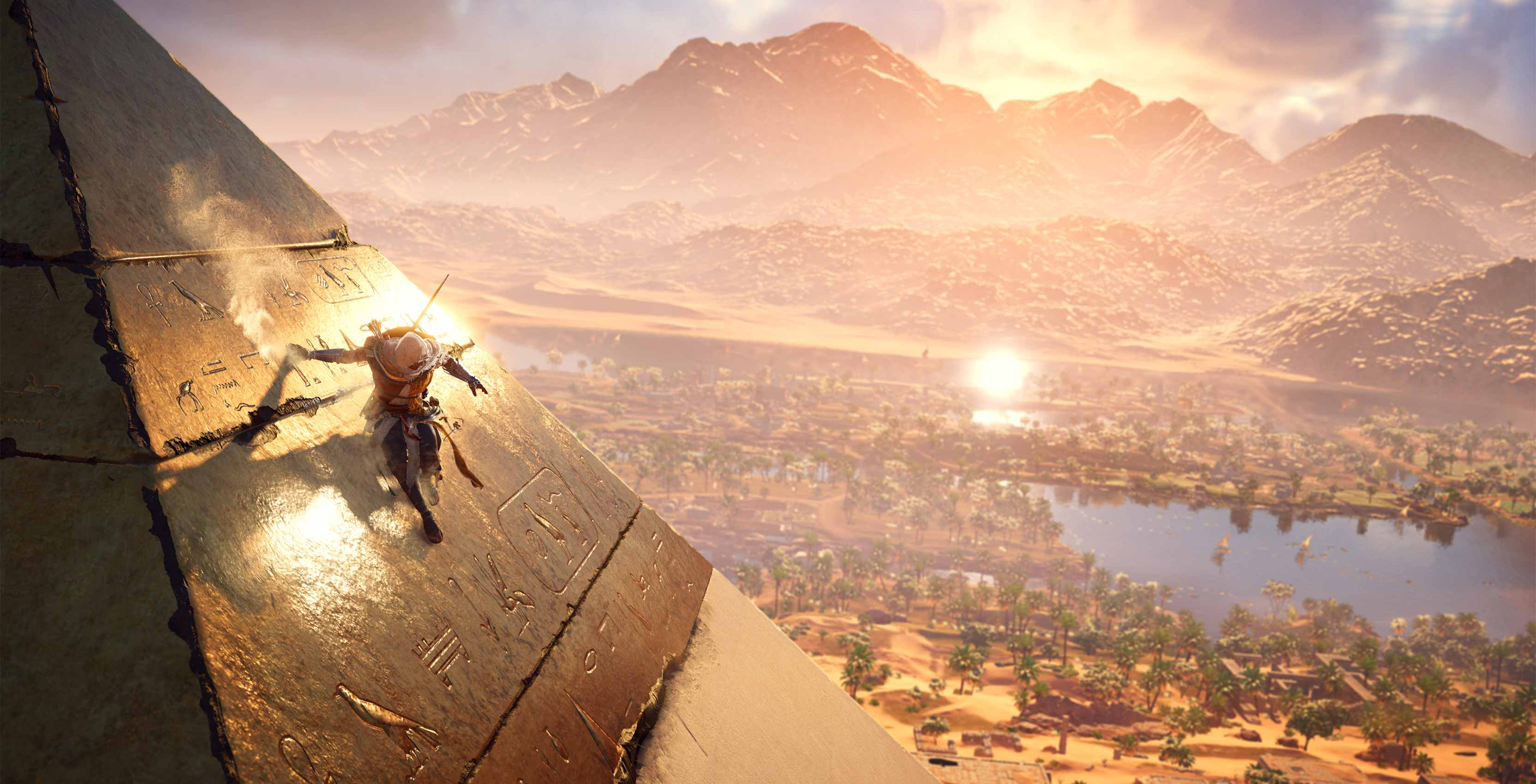 Ubisoft Montreal announces ancient Egypt set Assassin's Creed: Origins