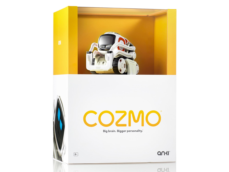 Cozmo box
