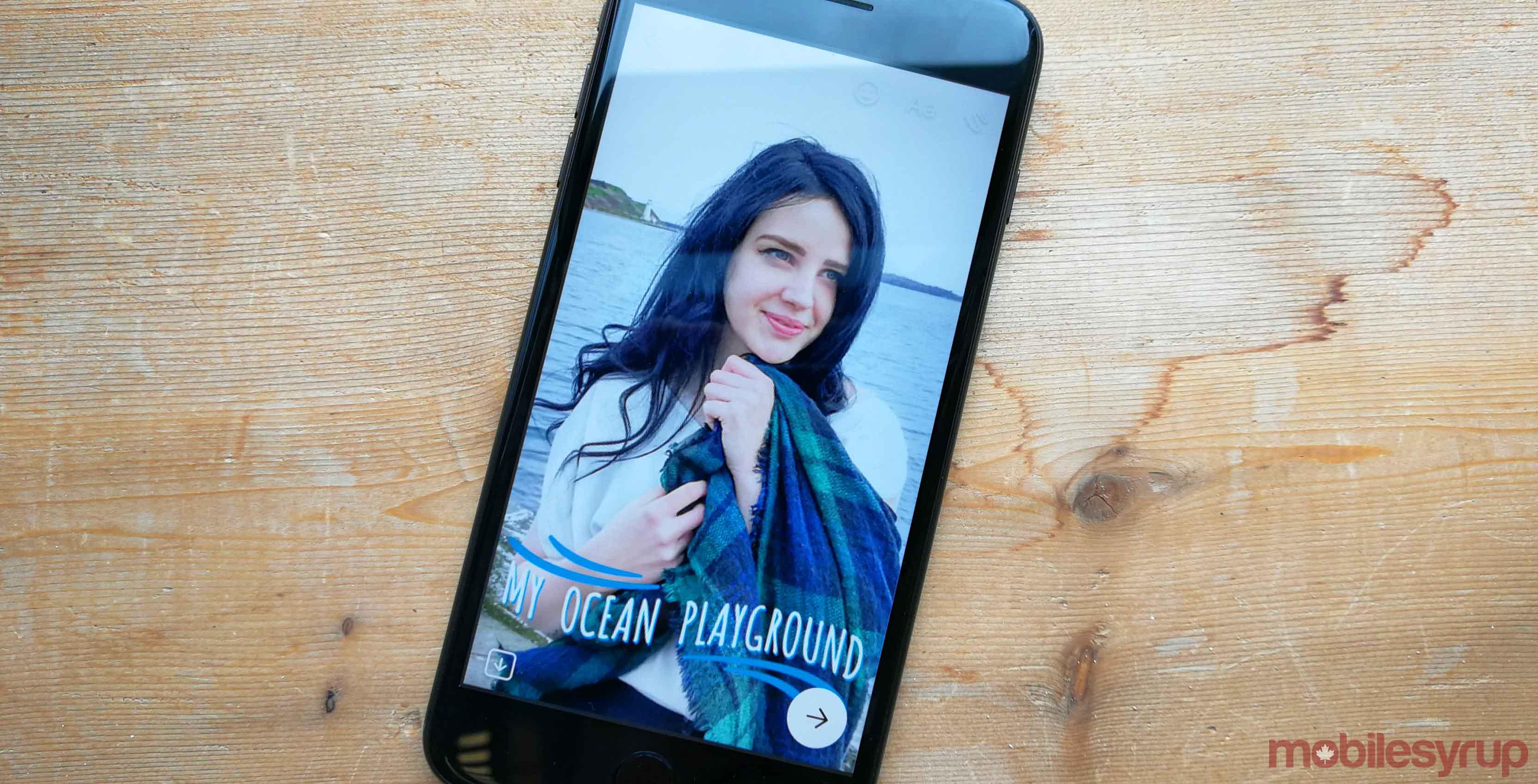 face book frames Canada 150