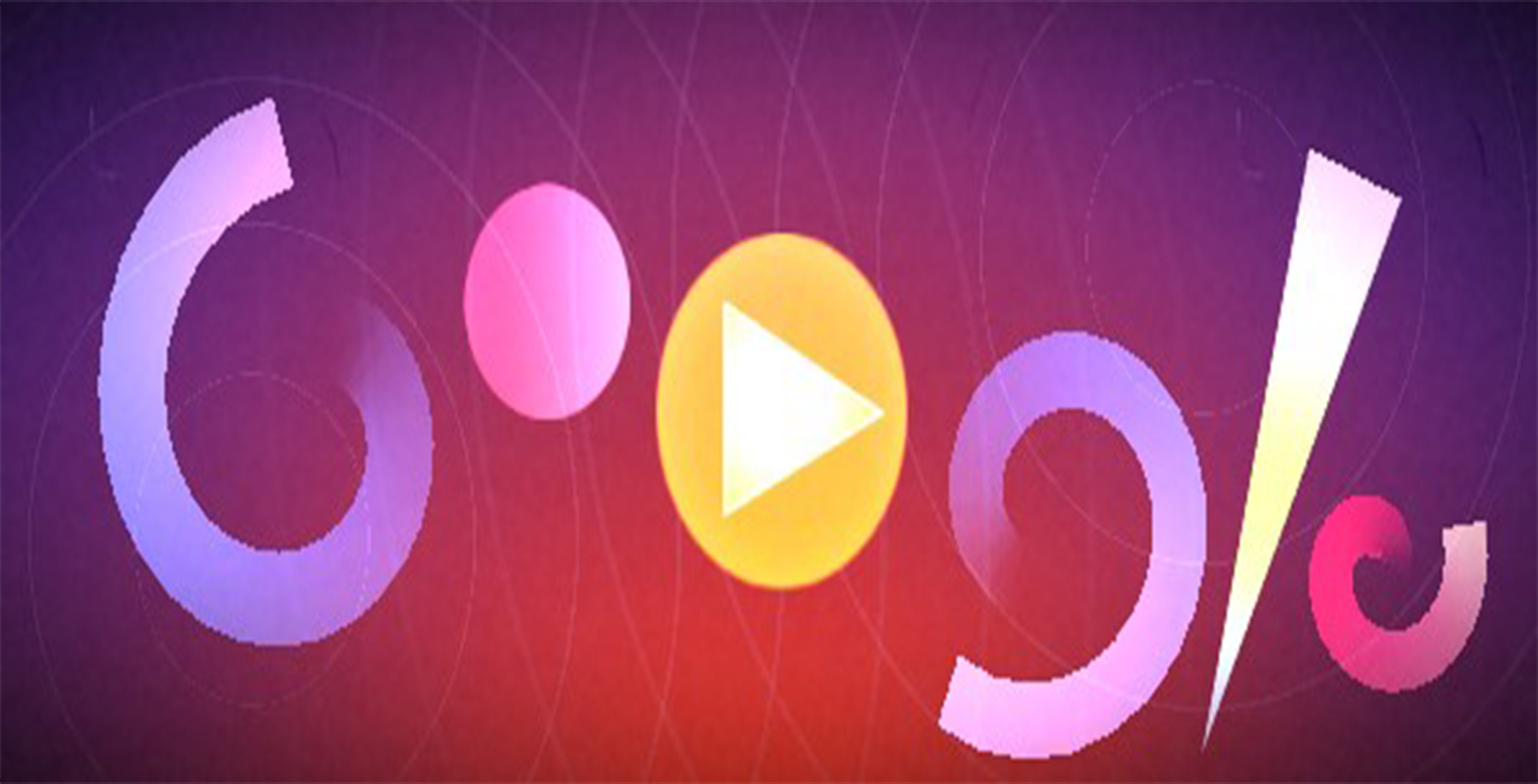 Oskar Fischinger Google Doodle