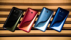 HTC U11 Canada