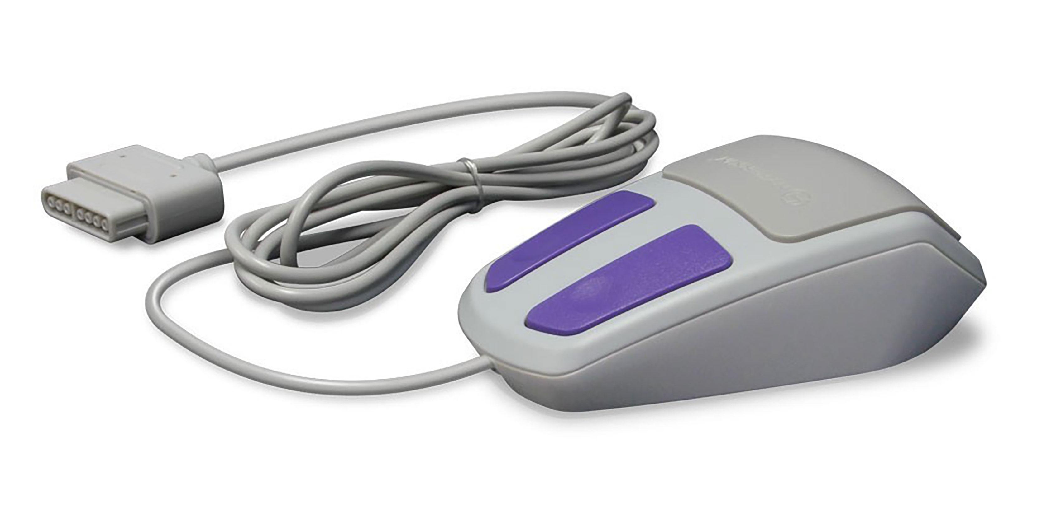 Hyperkin SNES mouse