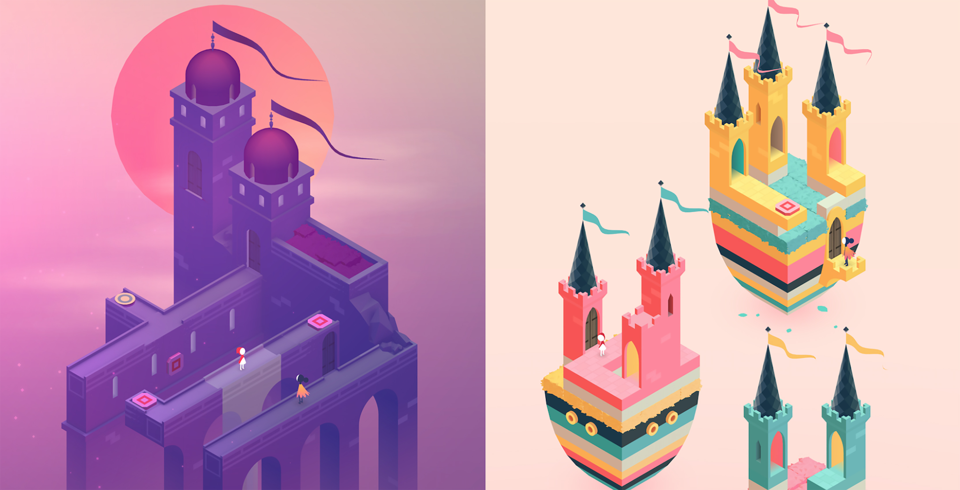 Monument Valley 2 starts receiving registrations on Google Play