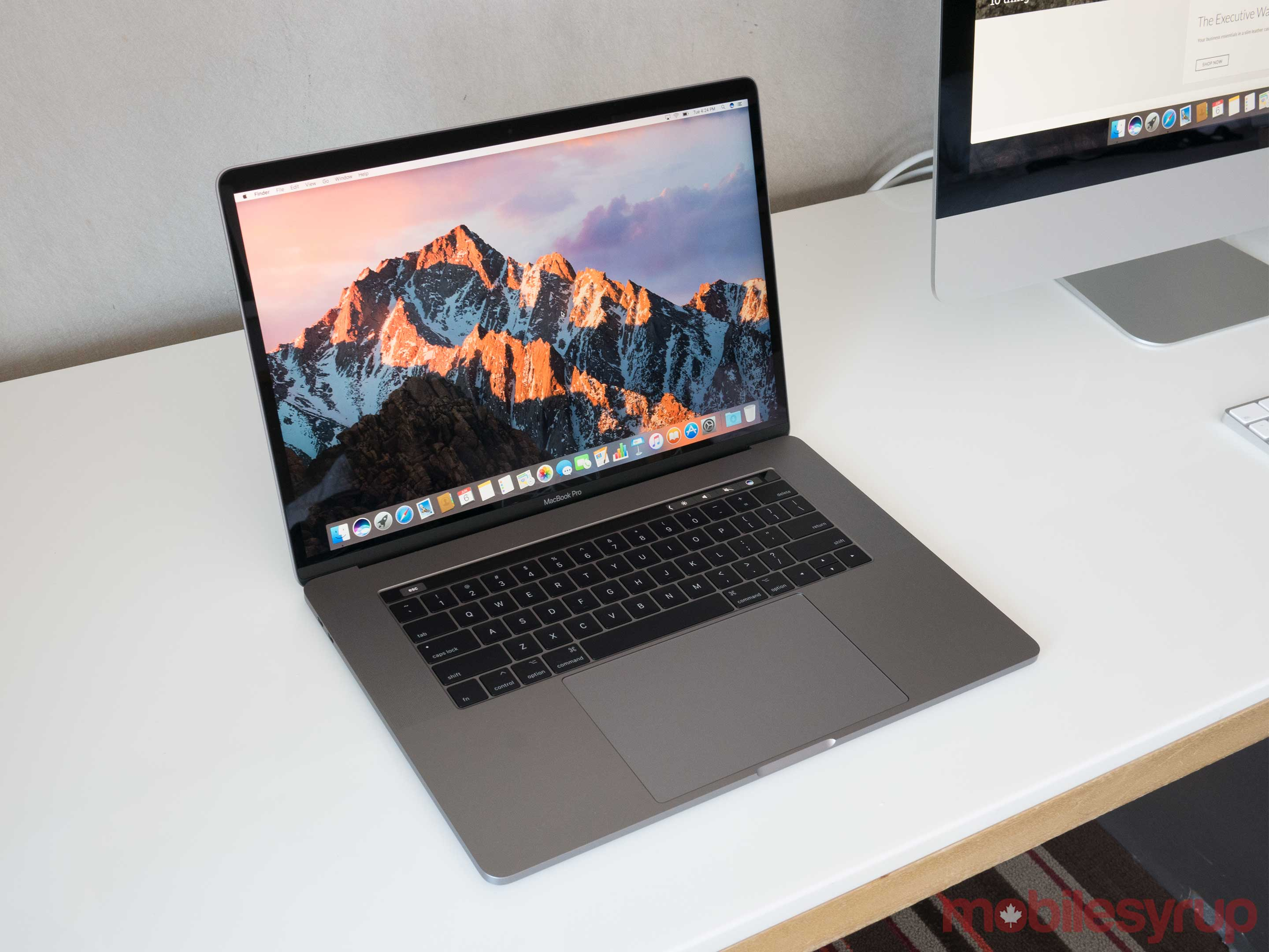 Kaby Lake MacBook Pro
