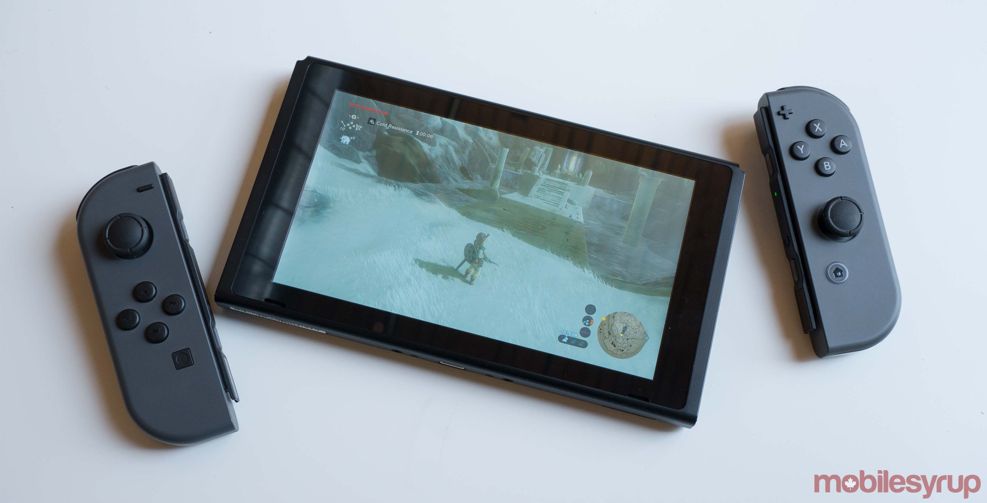 Nintendo Switch patent reveals new Joy-Con stylus attachment